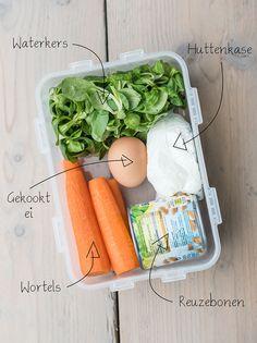 We krijgen regelmatig mailtjes van bezoekers die vragen hoe wij lunchen met een salade op ons werk. Hoe we dit voorbereiden, waar we de salade in meenemen, of dat wel genoeg vult, enzovoorts. Het lijkt me daarom leuk om in de aankomende weken een aantal salade recepten op de site te plaatsen die zeer geschikt...Lees verder