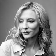 cate blanchett, one of my favorite actresses of all time. shes so talented and beautiful