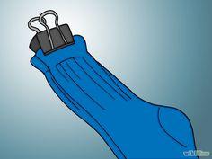 Avoid Losing Socks in the Washing Machine