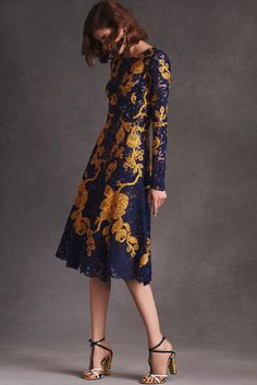Oscar de la Renta - Resort 2016 - www.so-sophisticated.com