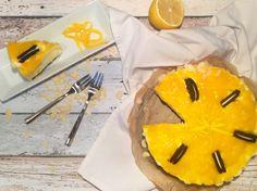 Sommerlich leichtes Mango-Joghurt Törtchen – Isa's Kitchen