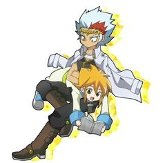 Ryuga and yu