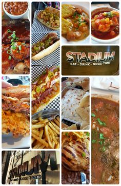 @LAubergeBR #EATatStadium Stadium Sports Bar & Grill at L'Auberge Casino Baton Rouge - a dining review featuring mouthwatering Southern food in a fun, family friendly environment.