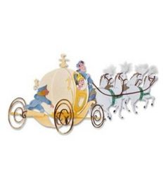 Be swept away with Disney's Cinderella Wedding Collection of charming craft and scrapbook items. These dimensional stickers will make your wedding seem like a fairytale.These Cinderella Carriage Dimensional Sticker will make your project POP with delight. Cinderella Carriage, Cinderella Wedding, Cinderella Castle, Castle Silhouette, Clip Art, Stickers, Christmas Ornaments, Disney Princess, Creative