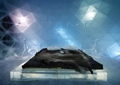 5 Eis-Hotels für eine super coole Übernachtung! #Eishotels #Iglu  http://checkin.trivago.de/2015/01/21/die-top-5-der-coolen-eis-hotels/