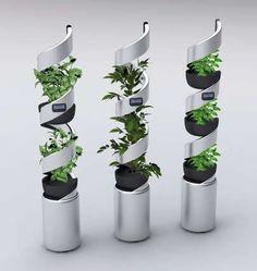 Self Sustaining Seed Servers