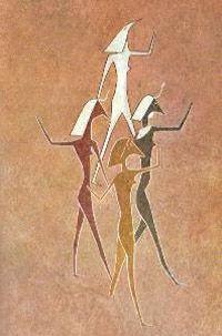 Tassili nAjjer cave art | The Tassili n'Ajjer: birthplace of ancient Egypt