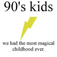 10 Things 90s Kids Will Have To Explain To Their Children - http://thoughtcatalog.com/2011/10-things-90s-kids-will-have-to-explain-to-their-children/