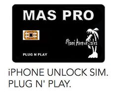 MAS PRO iPhone Unlock SIM   #iphoneunlock #tmobileunlock #unlocksim #iphone7unlock