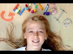 ▶ Stop Motion - My school project by Georgia Cross - YouTube   DIY-tip: maak een stopmotion filmpje of een Flipagram filmpje van alles wat je op 1 dag doet.