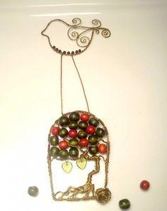 Olivovník a vtáčik