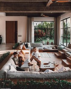 Dream Home Design, Modern House Design, My Dream Home, Home Interior Design, Interior Architecture, The Dream, Dream House Interior, Modern Houses, Dream Homes