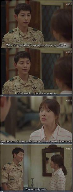 Eps 9 Descendants of the Sun