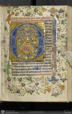 Hochschul und Landesbibliothek Fulda | Digitized Medieval Manuscripts Maps (DMMmaps)