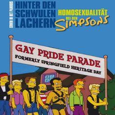 Hinter den schwulen Lachern - Homosexualität bei den Simpsons Die erfolgreiche US-Zeichentrickserie Die Simpsons richtet sich mit ihren satirischen Beiträgen zu politischen und gesellschaftlichen Themen seit mehr als zwanzig Jahren auch an Erwachsene. Anhand der ersten 500 Folgen wird analysiert, wie sich die Simpsons zu schwulen und lesbischen Themen wie der Homo-Ehe positionieren.