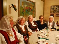 A group of sprightly elderly women in a Lithuanian village are the last in a long line of traditional folk singers with ancient roots.