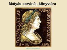Mátyás corvinái, könyvtára