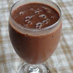 Skinny Mocha Coffee Frappe #recipe