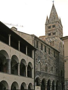 Genova    Chiesa di San  Giovanni di Prè