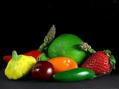 File:Vegetables asparagus limes strawberries peppers cherries.jpg