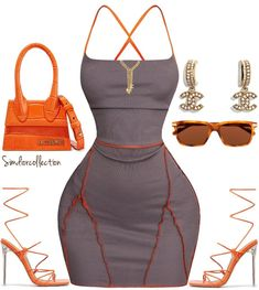 High Fashion Outfits, Boujee Outfits, Baddie Outfits Casual, Black Girl Fashion, Cute Casual Outfits, Pretty Outfits, Stylish Outfits, Womens Fashion, Swagg