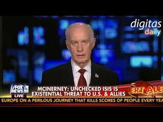 """Ret. Lt. Gen. Thomas McInerney, a military analyst for Fox, suggested on Saturday that the U.S. is in danger of suffering a devastating terror attack and should """"go to DEFCON 1, our highest state of readiness and be prepared as we lead up to 9/11."""" After discussing a broad range of topics with Fox New's …"""