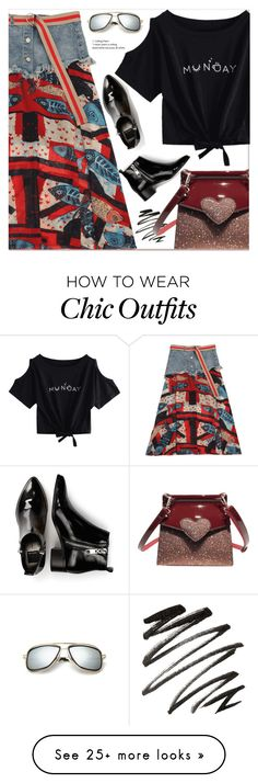 """""""What's Your Power Look?"""" by zaful on Polyvore featuring Dolce Vita Chic Outfits, Polyvore, How To Wear, Fashion, Moda, Fashion Styles, Classy Outfits, Fashion Illustrations, Stylish Clothes"""