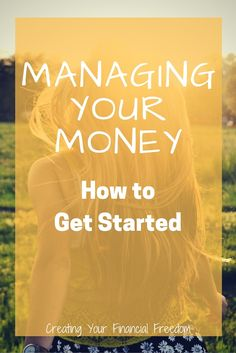 Do you need to learn to manage your money but not sure where or how to get started? This is the solution for you. It covers everything from budgeting to goal setting to debt management. Learn to manage your money and make it work for you.