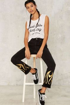 Buy a new cute t-shirt from Nasty Gal s range of womens t-shirts   graphic  tees. V-neck or extreme scoop 811896621ae
