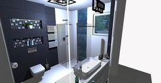 Praca konkursowa z wykorzystaniem mebli łazienkowych z kolekcji LOOK #naszemeblenaszapasja #elitameble #meblełazienkowe #elita #meble #łazienka #łazienkaZElita2019 #konkurs Design