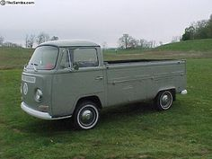 vw single cab
