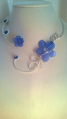 Hey, I found this really awesome Etsy listing at https://www.etsy.com/listing/229928189/statement-necklace-funky-jewelry-wedding