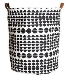 Extra Large Circle Design Laundry Hamper/ Laundry Basket/ Nursery Home  Decor/ Toy Storage