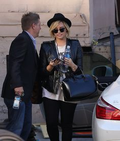 Demi Lovato Fashion Style: Photo