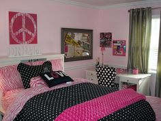 More Girls Bedrooms Bedroom Decorating Ideas Girls Room Dream Room
