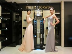 Experience live the magic of the unique - We are pleased to announce the opening of a new B&Z Boutique in Taoyuan/Taiwan.