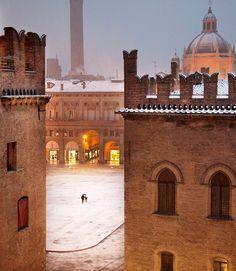Bologna, province of Bologna, Emilia Romagna region Italy