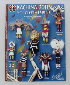 Kachina craft book