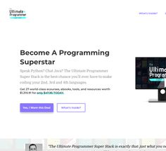 Published: Ultimate Programmer Super Stack How To Become, Ebooks, Language, Coding, Speech And Language, Language Arts, Programming