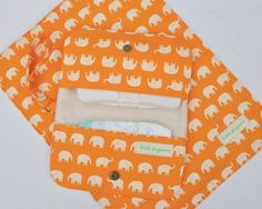 diaper clutch/changing pad-another sweet baby shower gift to make a friend