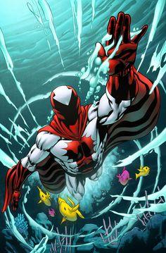 PANINI MARVEL HEROES trading card COX Nº 167-Comics