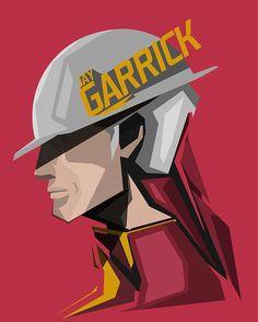 Jay Garrick - #popheadshots