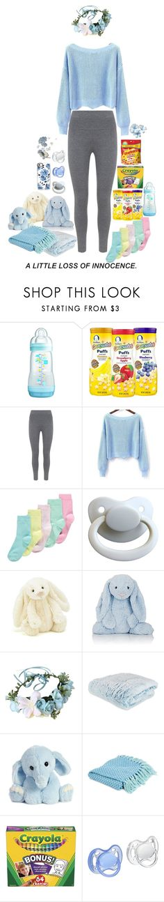 """Pastel Blue (Cg/L)"" by kara-sevda ❤ liked on Polyvore featuring Gerber, Mint Velvet, George, Jellycat, Berkshire, Nordstrom Rack and Casetify"