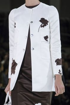 #Louis Vuitton Spring 2013 #Jackets #Details