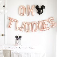 oh twodles for birthday party Celebrated our little Harlow Elle yesterday. 2nd Birthday Party For Girl, Second Birthday Ideas, Mickey Birthday, Birthday Balloons, Minnie Mouse Birthday Party Ideas, Mickey Party, Birthday Party Decorations, Elsa, Instagram