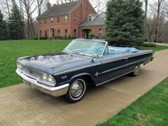 1963 Ford Galaxie 500XL Z-Code Convertible AIR CONDITIONIN for sale | Hemmings Motor News