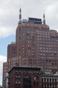 Manhattan Buildings, Empire State Building, New York Skyline, Life