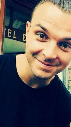 Theo's puppy eyes