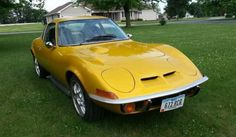 Awesome Cars classic 2017: Used Classic Car For Sale in Manchester, Iowa: 1971 Opel GT  OldStuffThatStillMakesMeSmile Check more at http://autoboard.pro/2017/2017/05/03/cars-classic-2017-used-classic-car-for-sale-in-manchester-iowa-1971-opel-gt-oldstuffthatstillmakesmesmile/