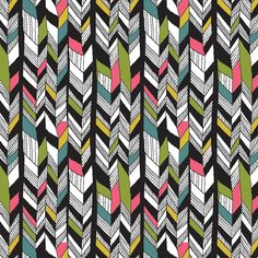 A perfect pattern, by Lisa Congdon